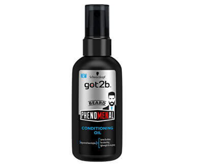 Olej na vousy Phenomenal (Conditioning Oil) 75 ml