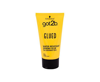 Stylingový gel na vlasy Glued (Water Resistant Spiking Glue) 150 ml