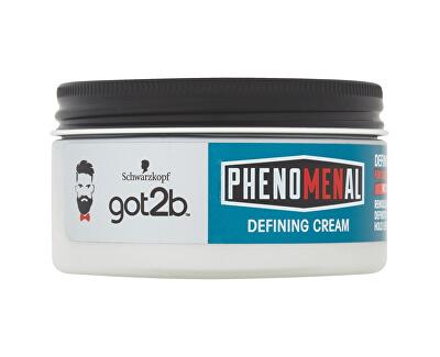 Tvarující krém pro vlasy a vousy PhenoMENal (Defining Cream) 100 ml