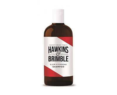 Hydratační šampón pro muže s vůní elemi a ženšenu (Elemi & Ginseng Shampoo) 250 ml