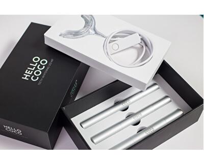 LED světlo pro rychlé a efektivní bělení zubů (Teeth Whitening Led Kit) 330 g