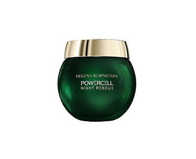 Noční revitalizační krém s hydratačním účinkem Powercell (Night Rescue) 50 ml