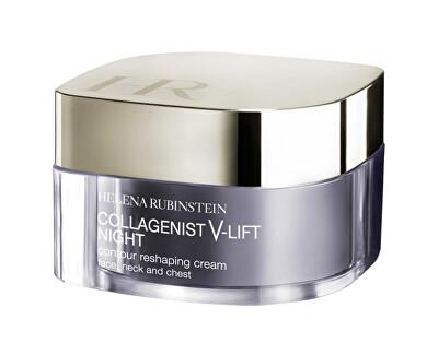 Helena Rubinstein Remodelační a vypínací noční krém na tvář, krk a dekolt Collagenist V-Lift Night (Contour Reshaping Cream) 50 ml