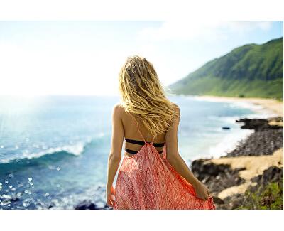 Loțiune Suntan - mattifies SPF 15 Aloha Care (Hawaiian Tropic Protective Sun Lotion Mattifies Skin) 180 ml