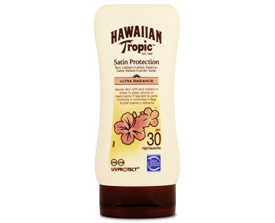 Loțiune de plajă SPF 30 Satin Protection (Sun Lotion) 180 ml