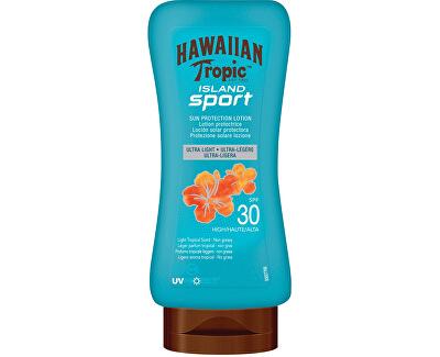 Loţiune de soare SPF 30 Island Sport (Sun Hawaiian Tropic Protective Lotion Ultra Light) 180 ml