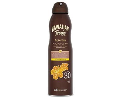 Suchý olej na opalování SPF 30 Protective (Dry Oil Continuous Spray) 177 ml