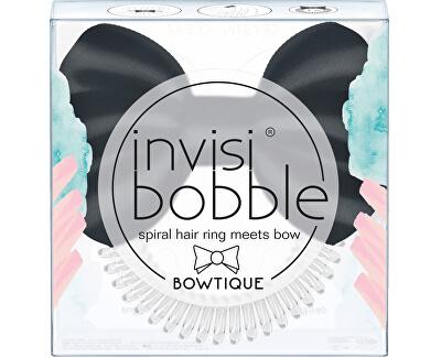 Gumička do vlasů s dvojtou mašlí Bowtique