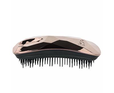 Masážní kartáč na vlasy Glamour Gold Digger