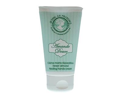 Jeanne En Provence Hydratační vyživující krém na ruce Mandle (Healing Hands Cream) 75 ml