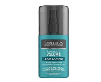John Frieda Objemový sprej Luxurious Volume Root Booster (Blow Dry Lotion) 125 ml
