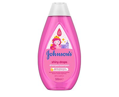 Jemný šampon pro děti Shiny Drops (Shampoo) 500 ml