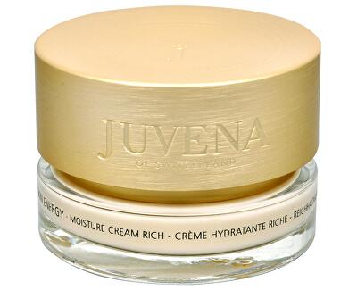 Denní a noční hydratační krém výživné konzistence pro suchou až velmi suchou pleť Skin Energy (Moisture Cream Rich) 50 ml