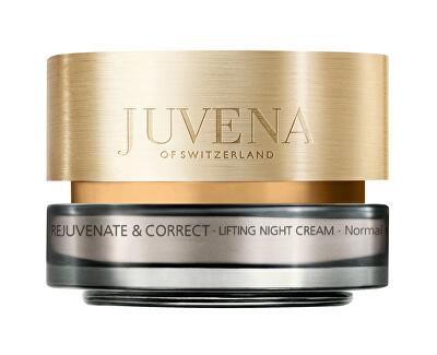 Juvena Liftingový noční krém pro normální a suchou pleť (Rejuvenate & Correct Lifting Night Cream) 50 ml