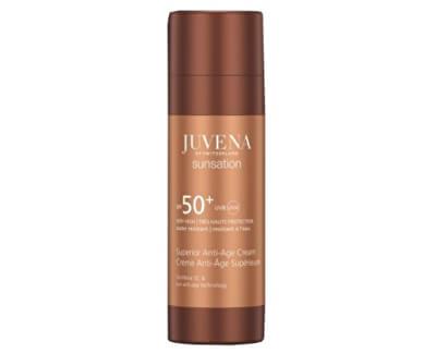 Pleťový krém na opalování SPF 50+ Sunsation (Superior Anti-Age Cream) 50 ml - SLEVA - poškozená krabička