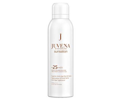Suchý olej na opalování SPF 25 Sunsation (Superior Anti-Age Dry Oil Spray) 200 ml - SLEVA - pomačkaná krabička