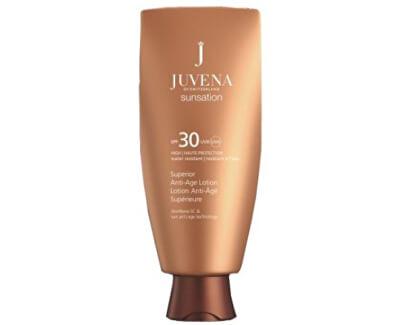 Juvena Tělové mléko na opalování SPF 30+ Sunsation (Superior Anti-Age Lotion) 150 ml