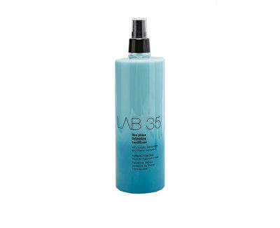 Dvojfázový kondicionér v spreji LAB 35 (Duo-Phase Detangling Conditioner) 500 ml