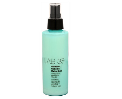 Stylingový sprej na vlnité vlasy (LAB 35 Curl Mania Styling Spray) 150 ml - SLEVA - poškozená krabička