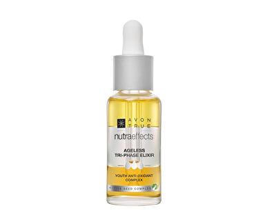 Ser de trei faze cu efect de reinoire Nutra Effects (Youth Anti-Oxidant Complex) 30 ml