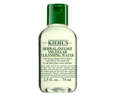 Hydratační micelární a čistící voda (Herbal-Infused Micellar Cleansing Water) 75 ml