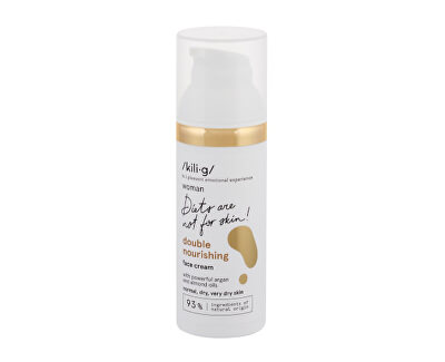 Vyživující krém pro normální, suchou a velmi suchou pleť Woman Double Nourishing (Face Cream) 50 ml