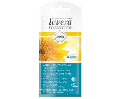 Lavera Intenzivní kúra pro vlasy namáhané sluncem Sun Sensitive (After Sun Intensive Hair Treatment) 20 ml