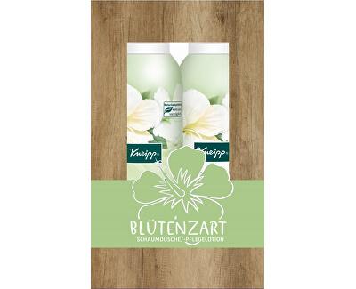 Kneipp Dárková sada tělové péče Hedvábný květ 2 x 200 ml