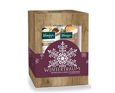 Dárková sada sprchových gelů Zimní sen 2 x 200 ml - SLEVA - poškozená krabička