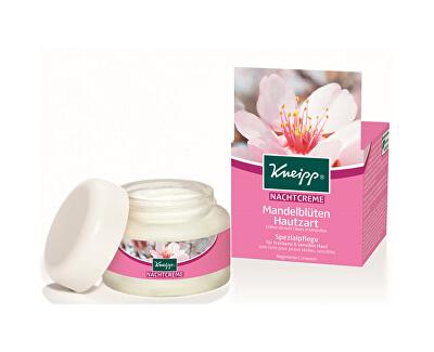 Kneipp Noční krém Mandlové květy 50 ml
