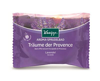 Perlivá tableta do koupele Levandulové snění 80 g