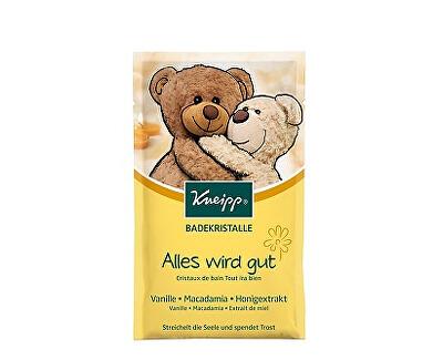 Badesalz Teddybär umarmen 60 g