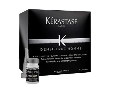 Kúra pro obnovení hustoty vlasů pro muže Densifique Homme (Hair Activator Program) 30 x 6 ml