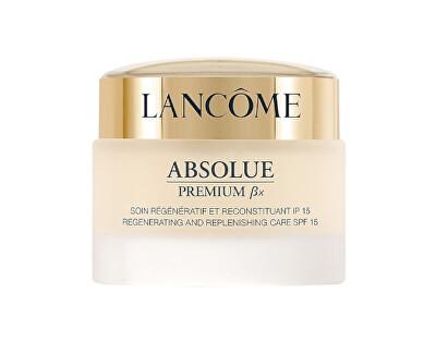 Denní zpevňující krém proti vráskám Absolue Premium ßx SPF 15 (Regenerating and Replenishing Care) 50 ml