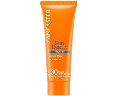 Loțiune fina pentru bronzare SPF 30 Sun Beauty Sublime Tan 75 ml