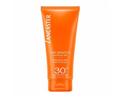 Loțiune pentru protecția solara pentru pielea sensibilă SPF 30 Sun Sensitive (Softening Milk) 125 ml