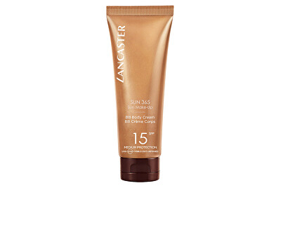 CorpCrema de corp BB BB krém SPF 15 Sun 365 (BB Body Cream) 125 ml