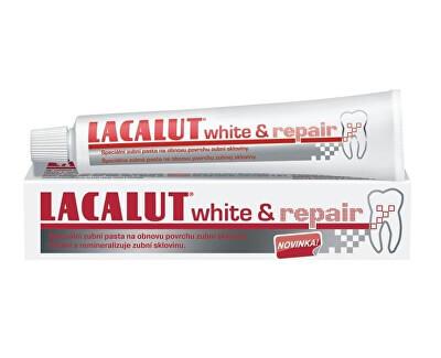 Lacalut Zubní pasta Lacalut White & Repair 75 ml