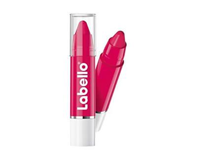 Balzám na rty v tužce Crayon Hot Pink (Caring Lip Balm) 3 g