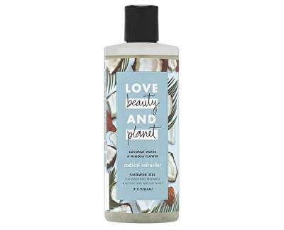 Osvěžující sprchový gel s kokosovou vodou a květy mimózy (Radical Refresher Shower Gel) 500 ml