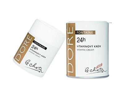 Le Chaton 24hodinový vitamínový krém Fontaine 50 g