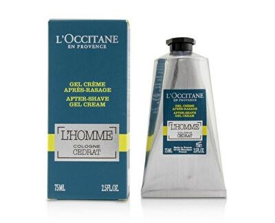 LOccitane En Provence Balzam po holení Cedrat (After-Shave Gel Cream) 75 ml