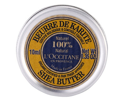 LOccitane En Provence Bambucké maslo pre suchú pokožku 100% BIO (Shea Butter)