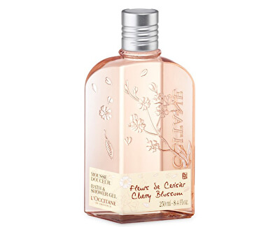 Koupelový a sprchový gel Třešňový květ (Bath & Shower gel Cherry Blossom)