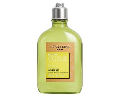 Tusfürdő Eau de Cedrat (Shower Gel) 250 ml