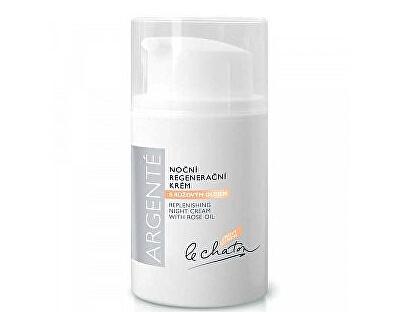 Noční regenerační krém s růžovým olejem 50 g