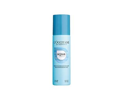 Osvěžující hydratační sprej s obsahem vody (Aqua Moisturising Mist) 50 ml