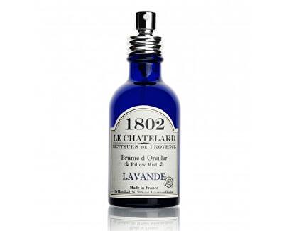 Le Chatelard Vonný sprej na vankúš Levanduľa (Pilow Mist) 50 ml