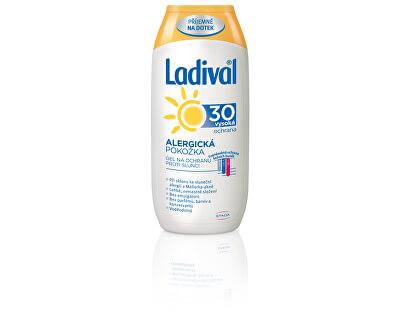 Gel na ochranu proti slunci pro alergickou pokožku OF 30 200 ml