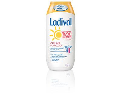 Mléko na ochranu proti slunci pro citlivou pokožku OF 30 200 ml